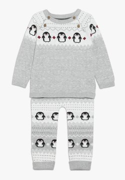 mothercare - BABY SET - Neule - grey