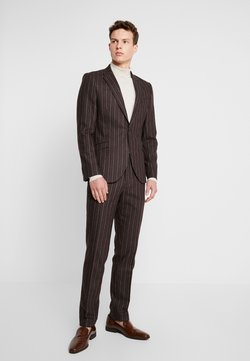 Shelby & Sons - HYTHE SUIT - Puku - brown