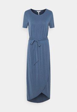 Object - OBJANNIE NADIA DRESS - Maxi-jurk - ensign blue