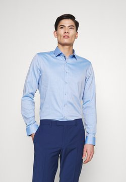 OLYMP - OLYMP NO.6 SUPER SLIM FIT  - Businesshemd - blau