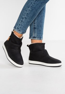 HUB - RIDGE - Ankle Boot - black/offwhite