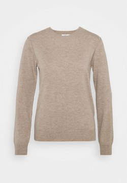 CLOSED - WOMEN´S - Strickpullover - honey