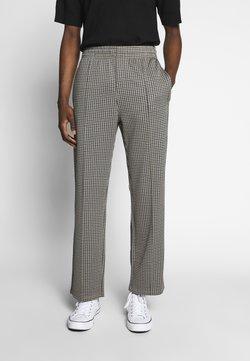 Weekday - KEN TRACKPANTS - Trousers - brown