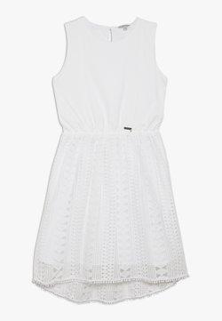 Guess - JUNIOR DRESS - Jerseykleid - true white