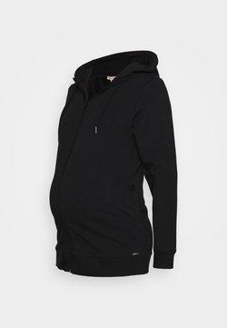 Esprit Maternity - WAY - veste en sweat zippée - gunmetal