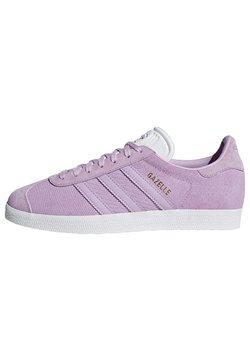 adidas Originals - GAZELLE - Baskets basses - purple