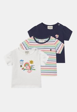 Jacky Baby - COLOUR UP MY LIFE 3 PACK - T-shirt imprimé - multi-coloured