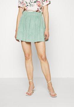 Moves - KIA - A-line skirt - mint green