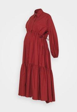 IVY & OAK Maternity - PRIMULA - Vestido largo - rusty red