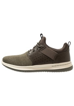 Skechers - DELSON - Slipper - olive