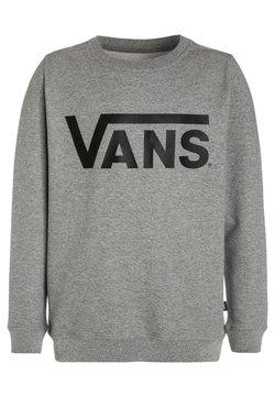 Vans - Sweatshirts - concrete heather/black