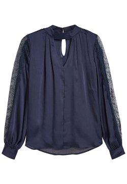 Next - Camiseta de manga larga - dark blue