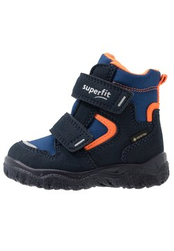 Superfit - HUSKY - Snowboot/Winterstiefel - blau/orange