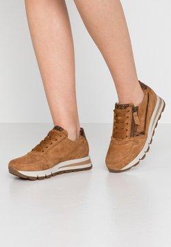 Gabor Comfort - Sneakers laag - sattel/whisky