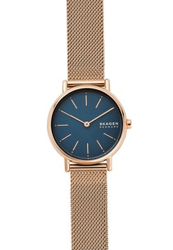 Skagen - SIGNATUR - Uhr - rose gold-coloured