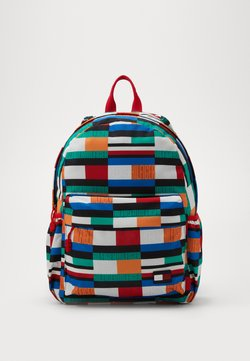 Tommy Hilfiger - CORE BACKPACK - Reppu - green