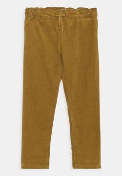 Name it - NMMBABU CORDCETONS PANT - Pantalones - medal bronze