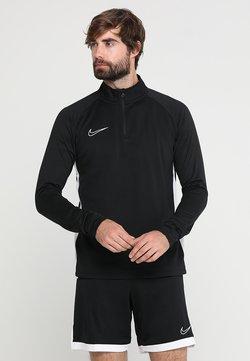 Nike Performance - DRY  - Tekninen urheilupaita - black/white