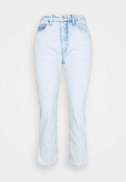 Good American - GOOD CLASSIC SIDE SLIT - Jeans a zampa - blue