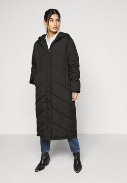 Selected Femme Petite - SLFJANNA PUFFER COAT PETITE - Abrigo de invierno - black