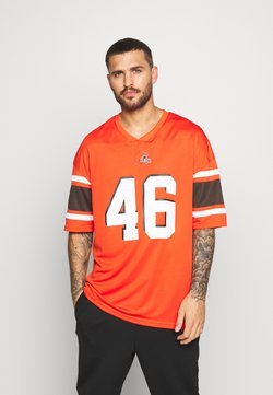 Fanatics - NFL CLEVELAND BROWNS ICONIC SUPPORTERS - Artykuły klubowe - orange