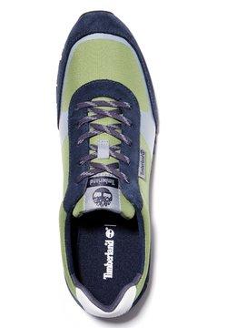 Timberland - LUFKIN  - Sneakers - md green mesh wblu