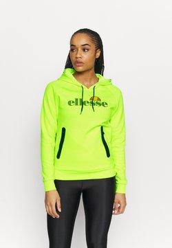 Ellesse - ARCILLE - Kapuzenpullover - neon yellow
