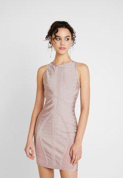 Missguided - BANDAGE DRESS - Etuikleid - pink