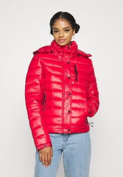 Superdry - SHINE FUJI  - Winterjacke - rouge red