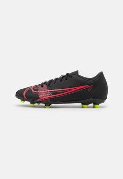 Nike Performance - MERCURIAL VAPOR 14 CLUB FG/MG - Voetbalschoenen met kunststof noppen - black/cyber