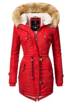 Navahoo - VIVA - Wintermantel - red
