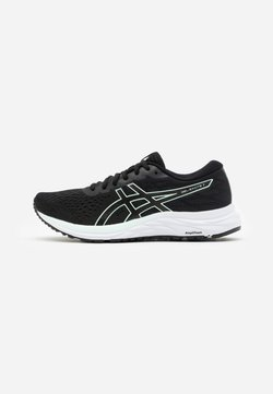 ASICS - GEL-EXCITE  - Laufschuh Neutral - black/bio mint