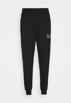 EA7 Emporio Armani - Jogginghose - black gold