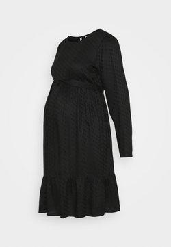 MAMALICIOUS - MLESSEY DRESS - Vestido informal - black