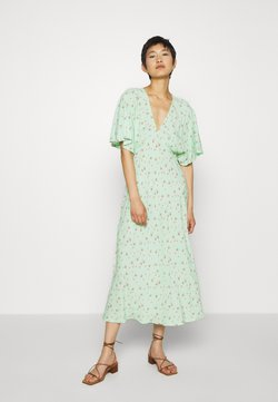 Ghost - TESSIE DRESS - Freizeitkleid - light green