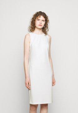Lauren Ralph Lauren - BONDED DRESS - Etuikleid - cream
