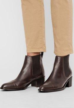 Bianco - Ankelstøvler - dark brown