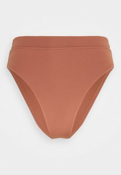 Seafolly - HIGH RISE PANT - Bikinialaosa - bronze