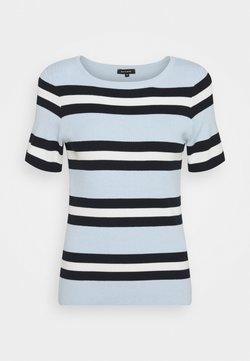 More & More - T-Shirt print - soft blue