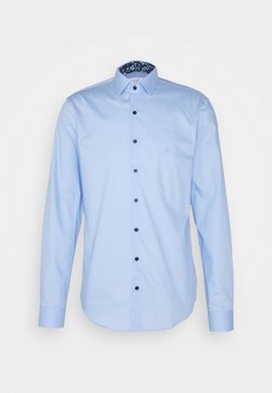 Calvin Klein Tailored - CONTRAST SLIM FIT - Businesshemd - light blue