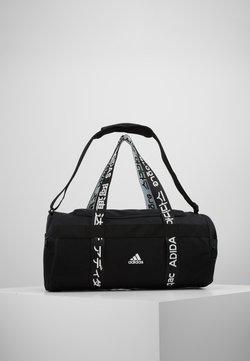 adidas Performance - UNISEX - Sporttasche - black/white