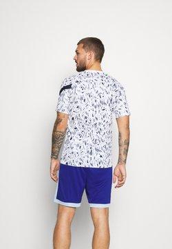 Nike Performance - FRANKREICH FFF - Article de supporter - white/blackened blue/university red