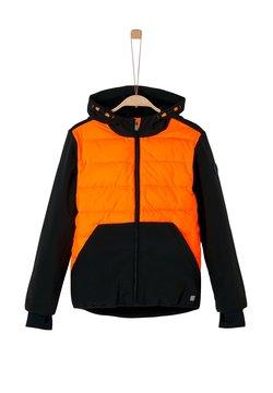 s.Oliver - Übergangsjacke - black/orange
