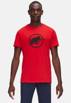 Mammut - T-shirt con stampa - magma