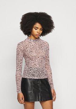 New Look Petite - ANIMAL  - Langarmshirt - pink