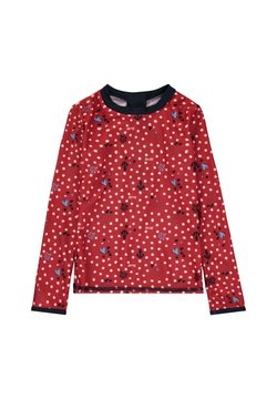 Steiff Collection - STEIFF COLLECTION UV SHIRT MIT UV-SCHUTZ - Surfshirt - tango red