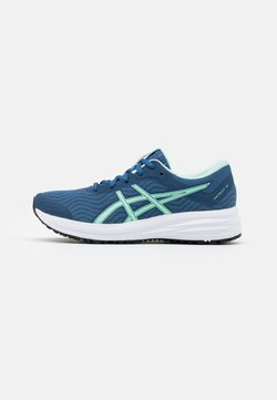 ASICS - PATRIOT 12 - Obuwie do biegania treningowe - grand shark/fresh ice