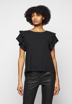 DRYKORN - JISANE - T-Shirt print - black