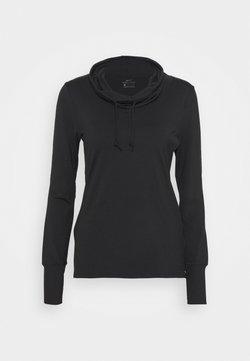 Nike Performance - YOGA CORE  - Funktionsshirt - black