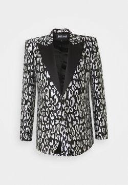 Just Cavalli - GIACCA - Veste de costume - black/white